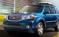 2012 Honda Pilot, Front quarter view. , exterior, manufacturer, gallery_worthy