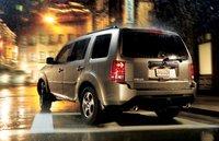 2012 Honda Pilot, Back quarter view. , exterior, manufacturer