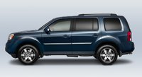 2012 Honda Pilot, Side VIew. , exterior, manufacturer