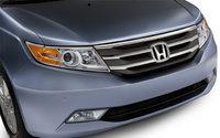 2012 Honda Odyssey, Hood., exterior, manufacturer