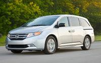 2012 Honda Odyssey, Front quarter view. , exterior, manufacturer