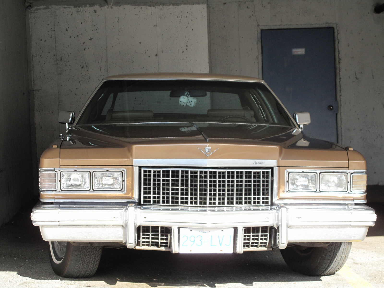 Picture of 1976 Cadillac DeVille