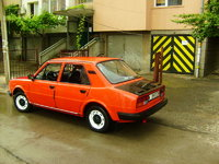 1984 Skoda Estelle Overview