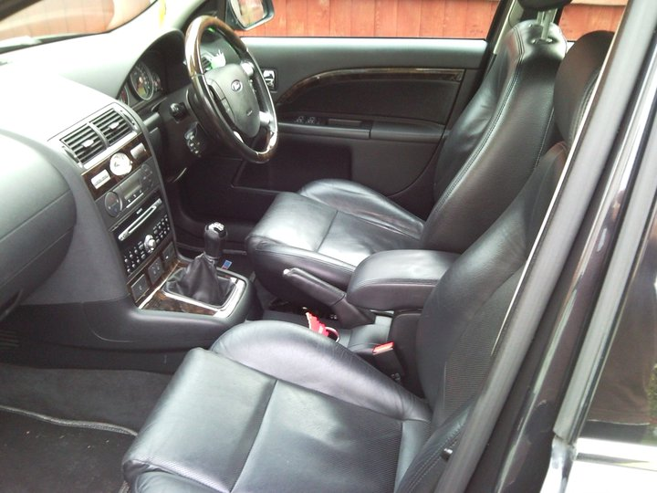 Ford mondeo 2006 interior carburetor gallery - Ford mondeo interior ...