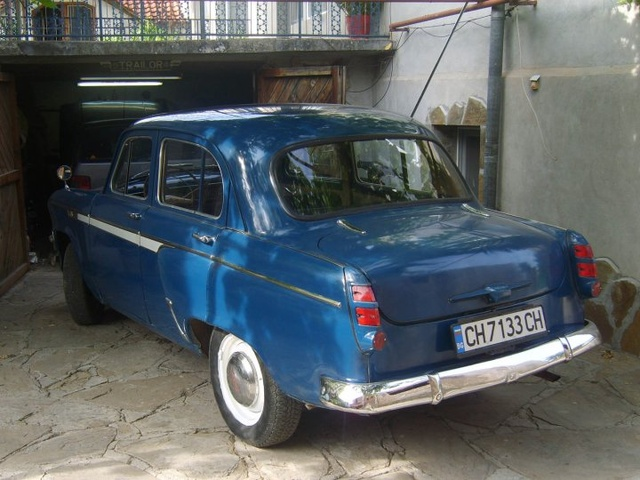 Picture of 1964 Moskvitch 407