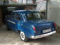 1964 Moskvitch 407 Overview