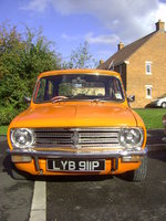 Picture of 1974 Austin Mini, exterior