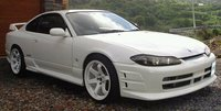 2000 Nissan Silvia Overview