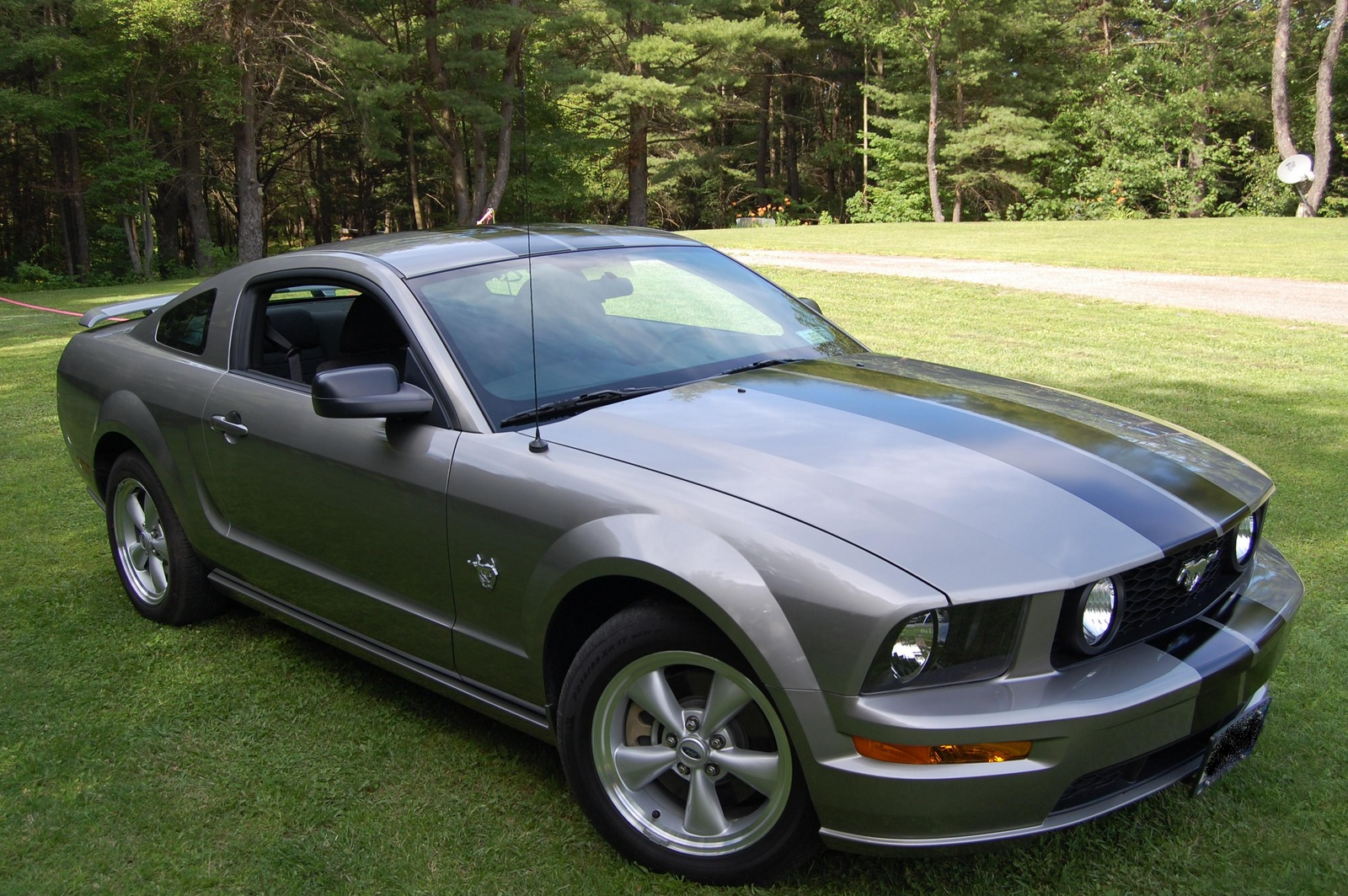 2009 Ford Mustang Gt Horsepower Car Autos Gallery