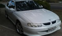 Picture of 1996 Holden Commodore, exterior