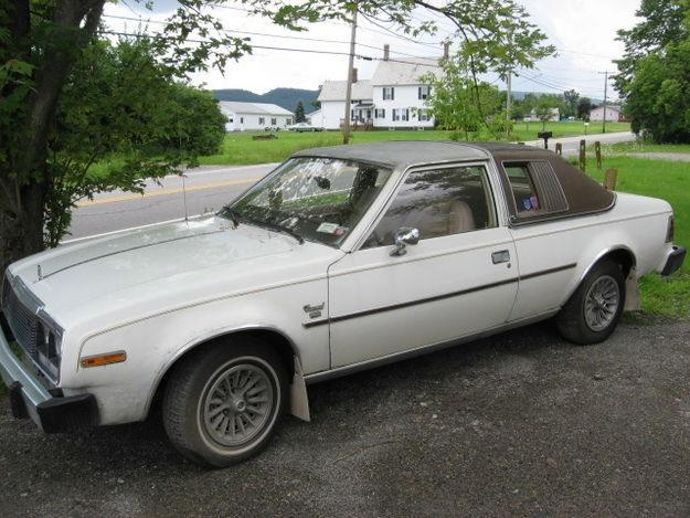 Picture of 1980 AMC Concord, exterior