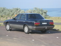 1985 Nissan Skyline Overview