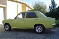 1968 Datsun 1200 Overview