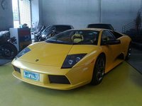 2008 Lamborghini Murcielago Picture Gallery