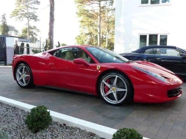 Picture of 2011 Ferrari 458 Italia Coupe RWD, exterior, gallery_worthy
