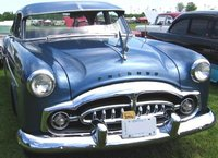 1951 Packard Clipper Overview