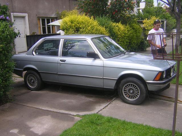 BMW e21 1982 315