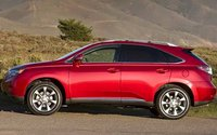 2012 Lexus RX 350, Side View., manufacturer, exterior