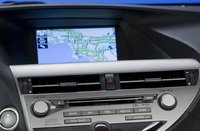 2012 Lexus RX 350, Navigation Screen., interior, manufacturer