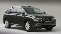 2012 Lexus RX 350, Front quarter view. , interior, manufacturer, gallery_worthy