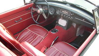 Picture of 1966 MG MGB Roadster, interior, gallery_worthy