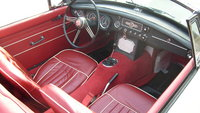 1966 MG MGB Roadster picture, interior