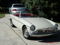 1966 MG MGB Roadster Overview