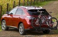 2012 Lexus RX 450h, Back quarter view. , exterior, manufacturer