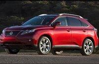 2012 Lexus RX 450h, Front quarter view. , exterior, manufacturer