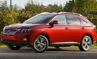 2012 Lexus RX 450h, Side View. , manufacturer, exterior