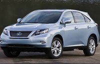 2012 Lexus RX 450h Picture Gallery