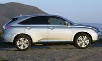 2012 Lexus RX 450h, Side view. , exterior, manufacturer