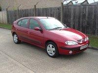 2002 Renault Megane Overview