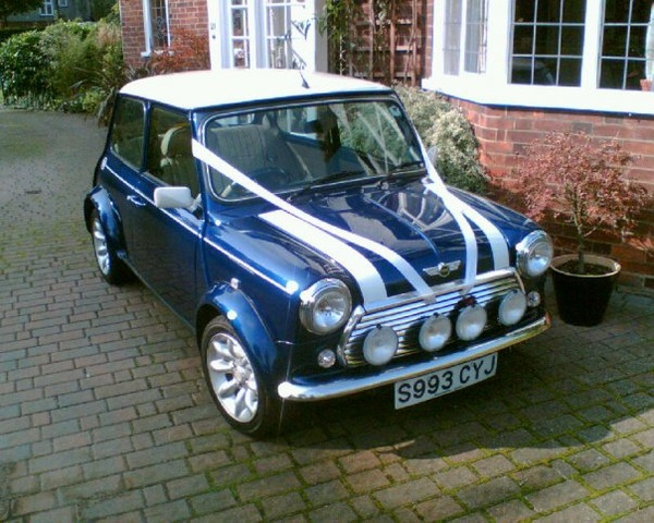 Picture of 1999 Rover Mini