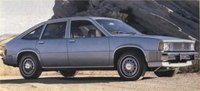 1982 Chevrolet Citation Picture Gallery