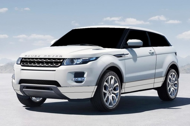 Picture of 2012 Land Rover Range Rover Evoque Pure Premium Coupe