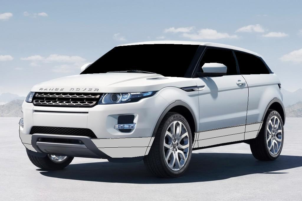 2012 Land Rover Evoque Pure Premium Coupe picture