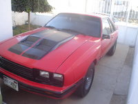1980 Mercury Capri Overview