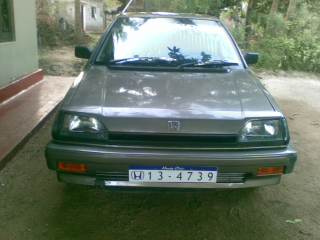 Picture of 1984 Honda Civic Base, exterior
