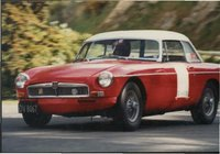 1962 MG MGB Roadster Overview