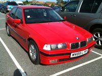 Picture of 1995 BMW 3 Series 323i, exterior