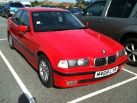 1995 BMW 3 Series 323i picture, exterior