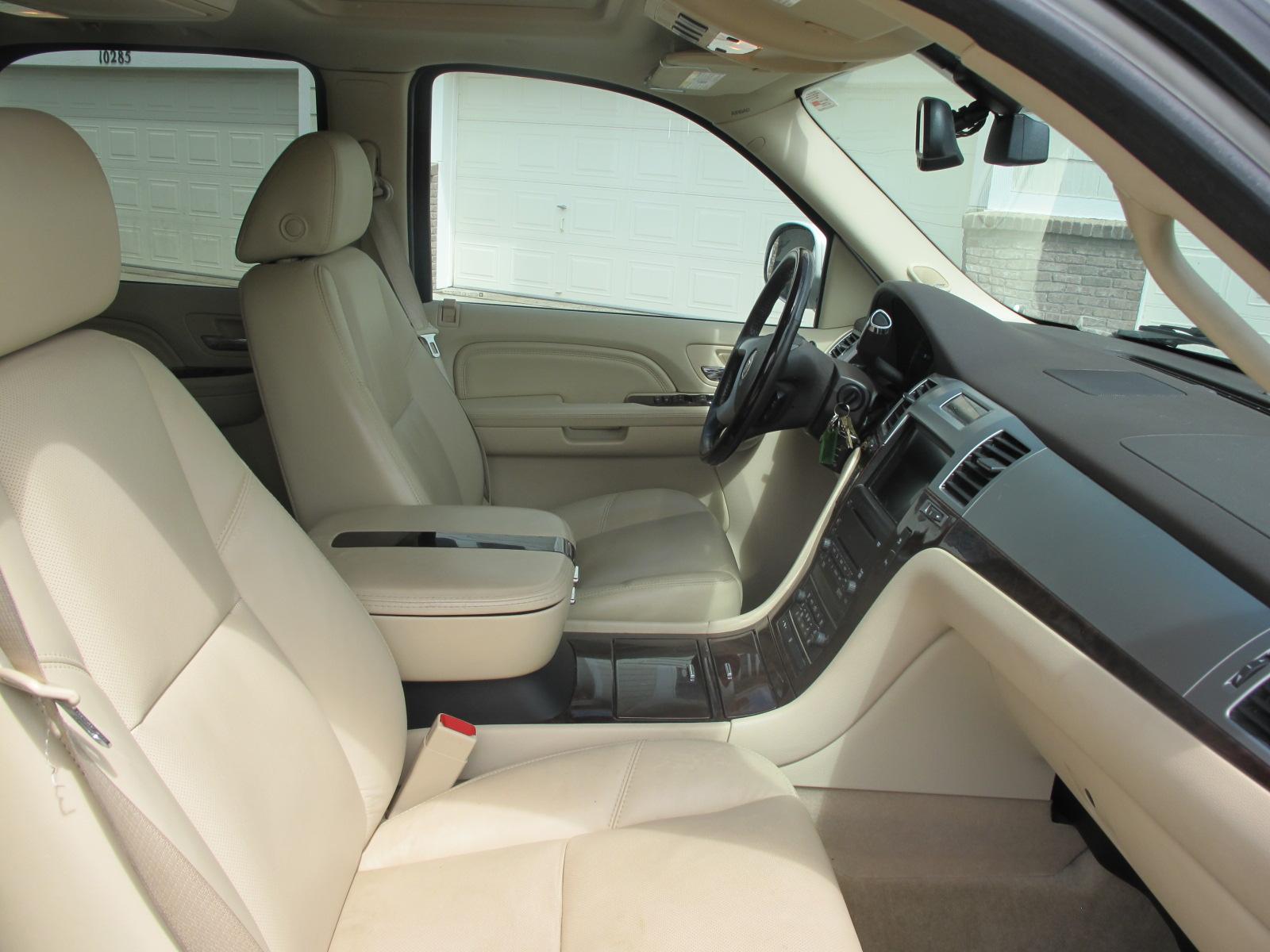 2008 Cadillac Escalade Interior Pictures Cargurus