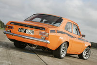 1970 Ford Escort Overview