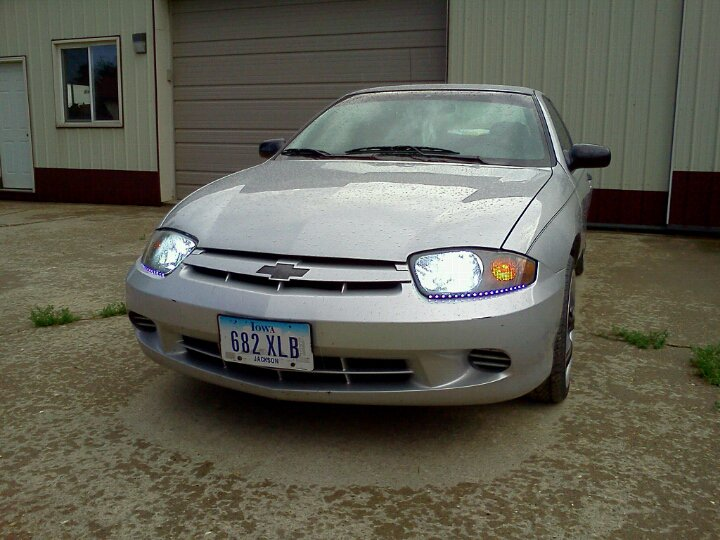 2005 chevrolet cavalier base coupe picture exterior. Cars Review. Best American Auto & Cars Review