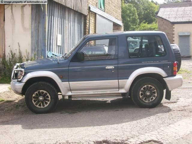 Picture of 1991 Mitsubishi Pajero