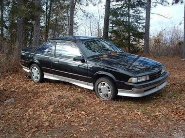 Picture of 1990 Chevrolet Cavalier RS Coupe FWD, exterior, gallery_worthy