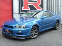 2000 Nissan Skyline Picture Gallery