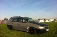 1994 Opel Astra Overview