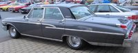 1962 Mercury Monterey, Like I bought it - with the not original back light panel, exterior